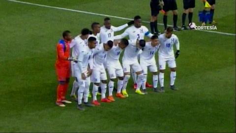 Honduras 0-0 Ecuador (Amistosos internacionales 2019)