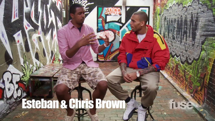 "Interviews: ""No Ego"" to Chris Brown's Art"
