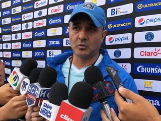Diego Vázquez responde sobre la clasificación de Olimpia a cuartos de Champions de Concacaf