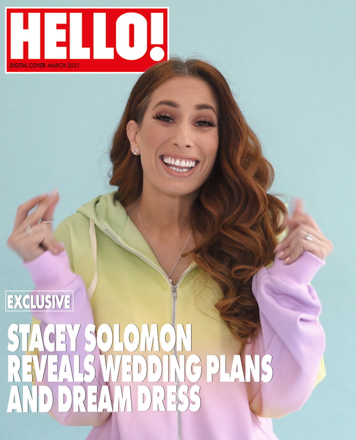 Stacey Solomon Live Cover