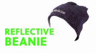 Reflective Beanie