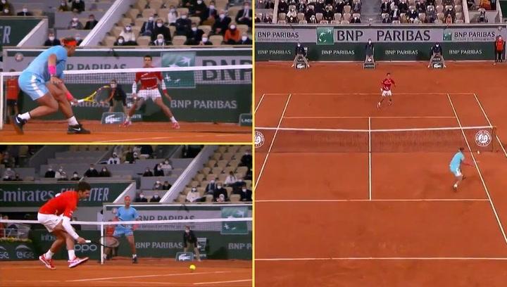 Mira los mejores golpes de Rafa Nadal en la final de Roland Garros 2020