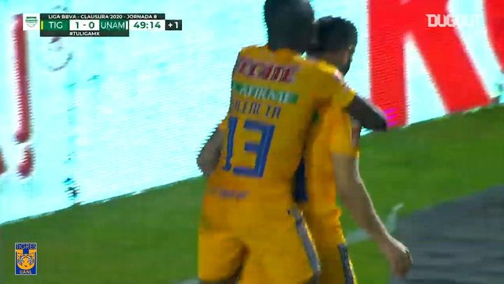 André-Pierre Gignac firma otro Hat-trick en la victoria ante Pumas