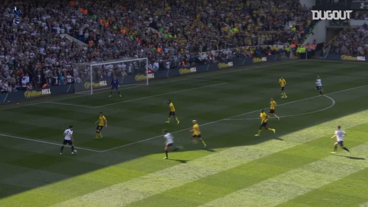 Incredible Goals: Dele Alli Vs Watford