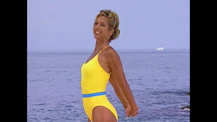Denise Austin: Xtralite - Beginner's Aerobics