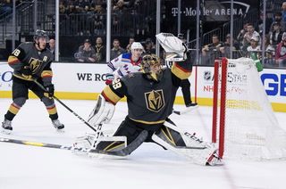 Golden Edge: Knights beat Rangers for 7th straight win