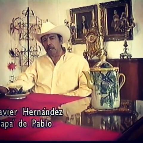 Muere el papá del cantante mexicano Pablo Montero