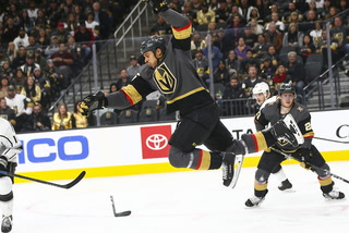 Golden Edge: Golden Knights Win with another Goal from Brandon Pirri