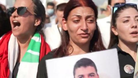 Dolor e ira en Líbano, un año después de la devastadora explosión