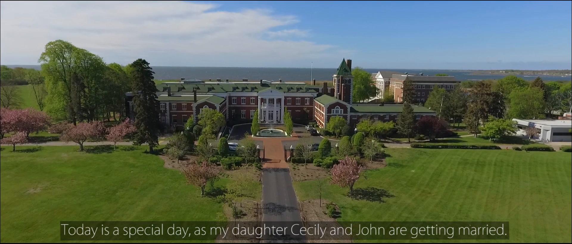 Cecily + John | Oakdale, New York | Bourne Mansion