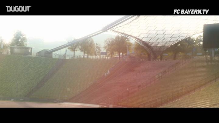 Stadiums: The Legendary Olympiastadion Munich