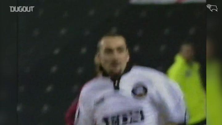 Francesco Baiano's best Derby goals