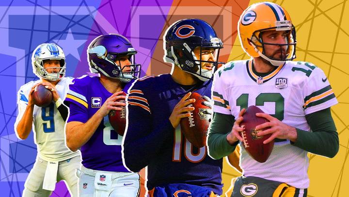 Where does Vikings run defense rank heading into 2019?