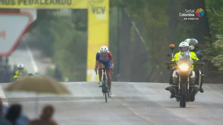 Miles Scotson se lleva la primera etapa de la Volta a la Comunitat Valenciana