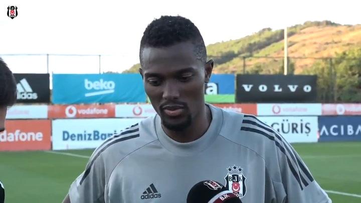 Bernard Mensah'ın Beşiktaş'taki İlk Açıklamaları