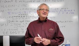 UNLV Professor Retiring After 50 Years