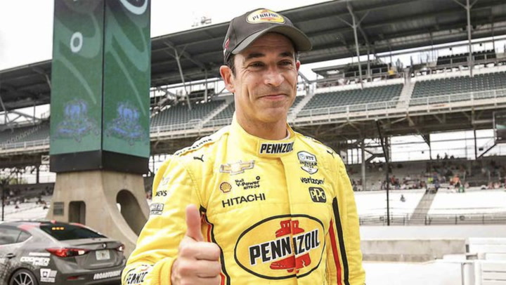Helio Castroneves Puts His Florida Home Back in the Race