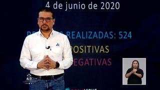 Honduras se acerca a los 6,000 casos de coronavirus y suma 243 muertes