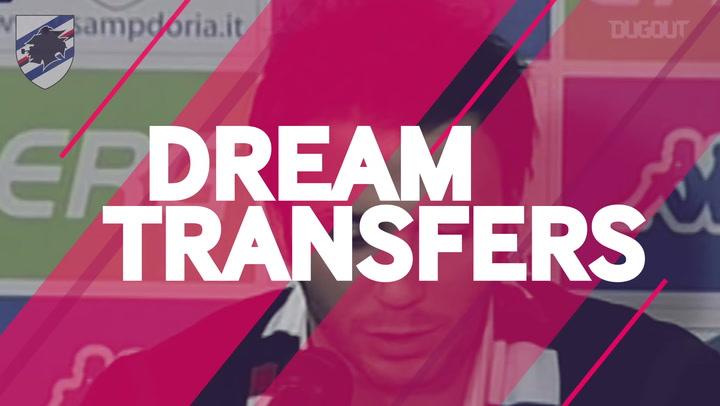 Dream Transfers: Giampaolo Pazzini