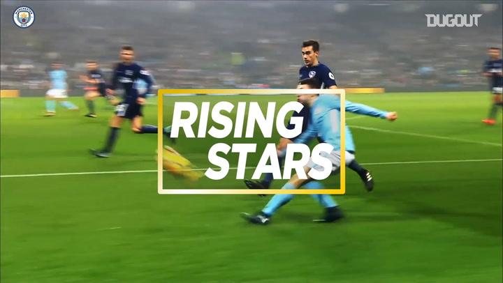 Rising Stars: Phil Foden