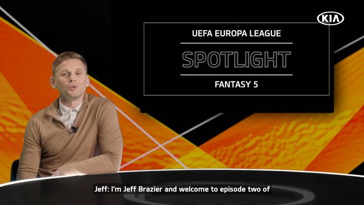 Spotlight Fantasy 5 | UEFA Europa League 2019-20 | Kia