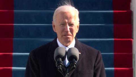 Biden afirma que el terrorismo doméstico y la supremacía blanca serán vencidos en EEUU
