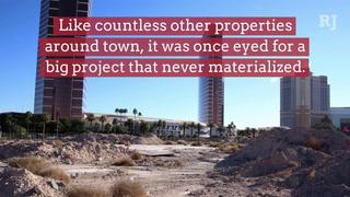 Las Vegas land sale