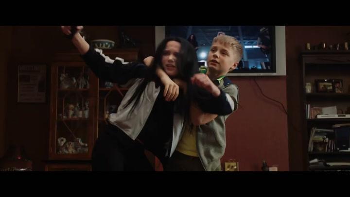 Trailer de la pelicula Peleando en familia