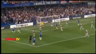 Triple recorte de Eden Hazard para un golazo del Chelsea en la Premier League