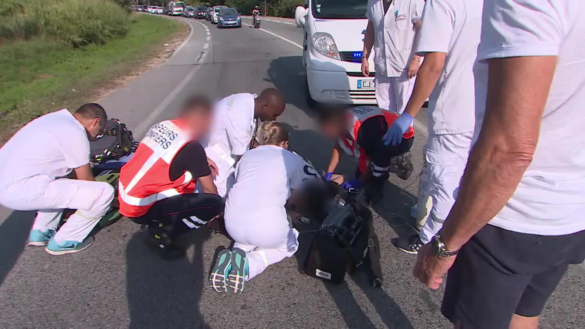 Enquête sous haute tension : Police, pompiers, Samu : un été chaud sur la Côte d'Azur (n°1)