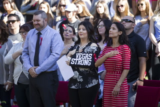 UNLV holds remembrance ceremony