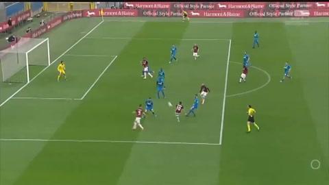 AC Milan 1-2 Sassuolo (Serie A)