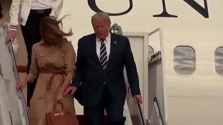 El divorcio entre Donald Trump y Melania parece inminente