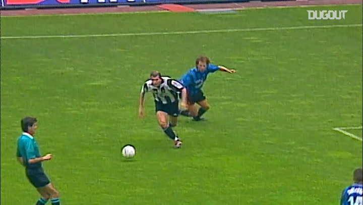 Zidane's Insane Skills