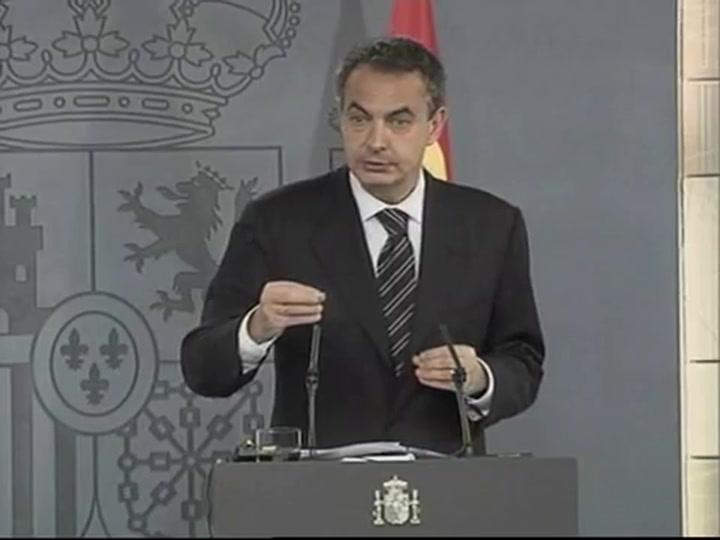 """Zapatero, el precursor del lapsus sexual: """"Para estimular, para favorecer, para f***"""""""