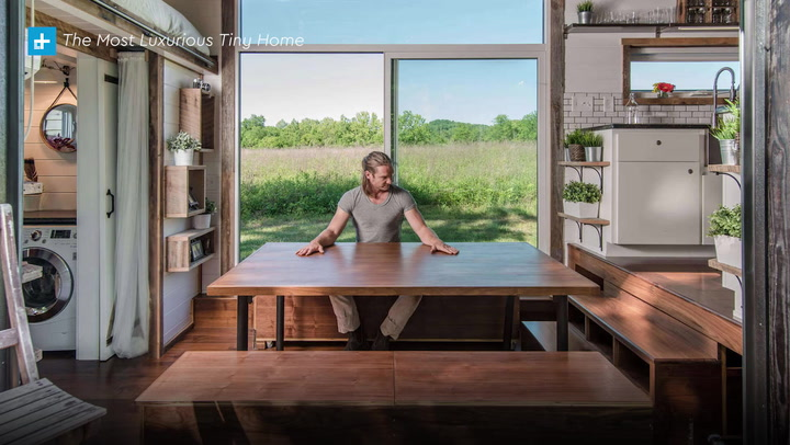 This may be the most luxurious tiny house weve seen yet