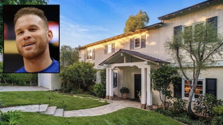 NBA's Blake Griffin Nets Another Home In Los Angeles