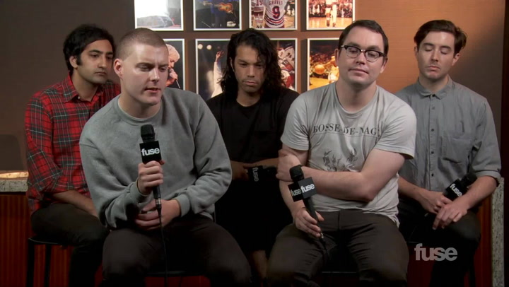 Interviews: Meet Deafheaven, SF Quintet