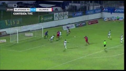 Platense 0 - 1 Olimpia (Jornada 10 Liga Nacional)