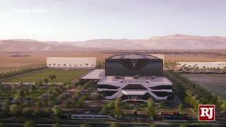 Raiders Henderson Practice Facility Render – VIDEO