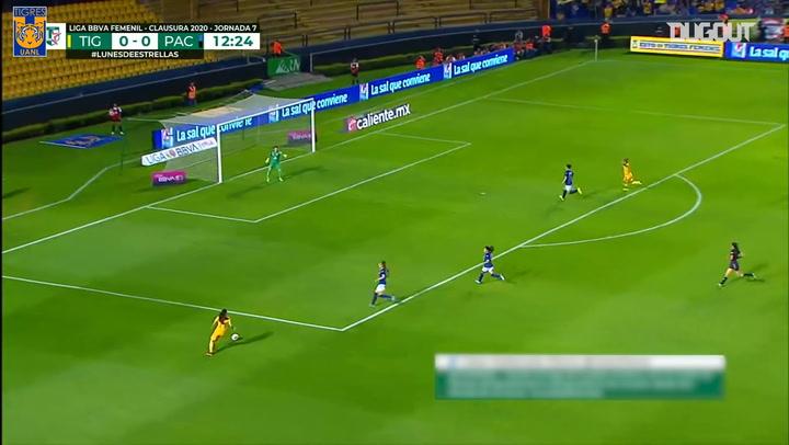 Tigres UANL Femenil claim 3-1 victory over CF Pachuca