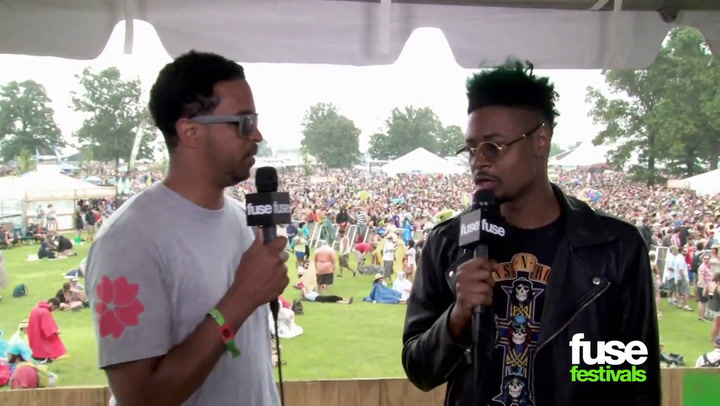 Bonnaroo 2014: Why Gathering of Juggalos Is Danny Brown's Favorite Festival