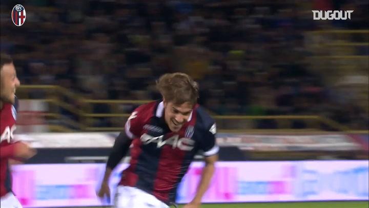 Simone Verdi's hammer blow vs Inter