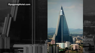 North Korea's 'hotel of doom' shows signs of life