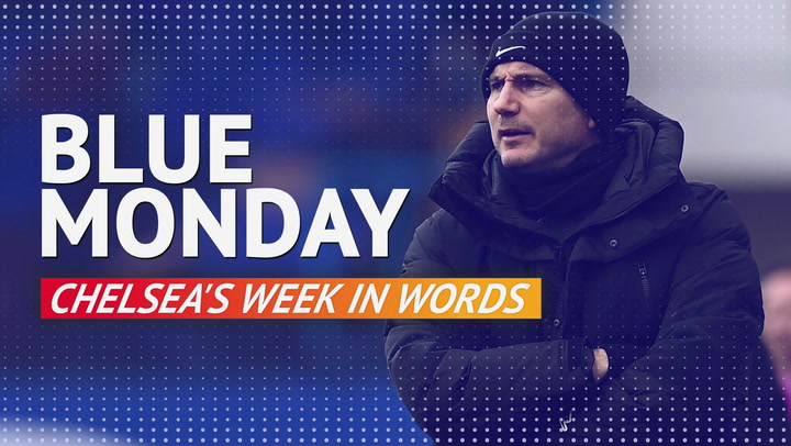 Chelsea's week in words, as managers have their say