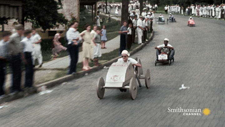 Soap Box Racing Became A National Craze