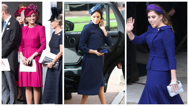 The top 10 best-dressed guests at Princess Eugenie\'s royal wedding
