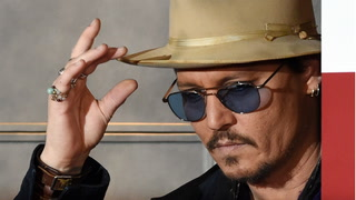 Johnny Depp: 'Maybe it is time' for an 'actor' to assassinate a president