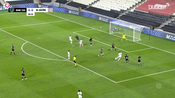 AGL Matchday 17 highlights: Al-Jazira 3-3 Baniyas