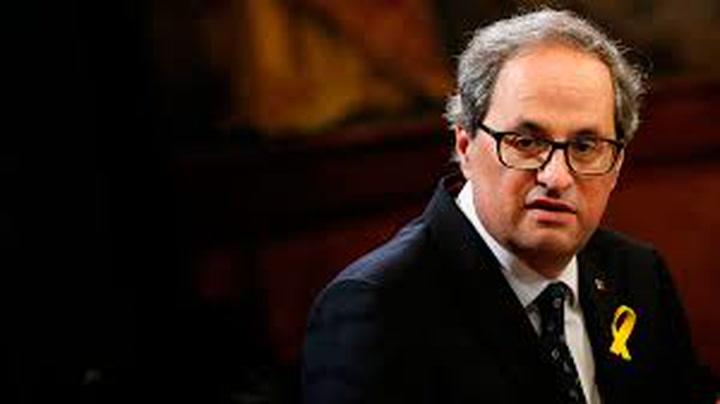 El Tribunal Supremo confirma por unanimidad la inhabilitación a Quim Torra
